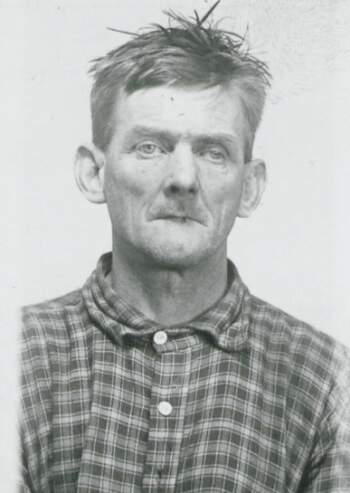 Sverre Alex. Braathen (portrettbilde fra fangekort)