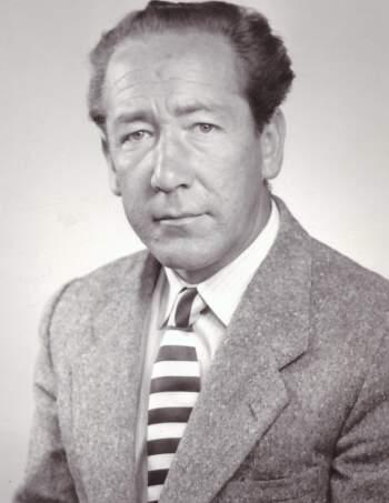 Gunnar Toftø (portrettbilde)