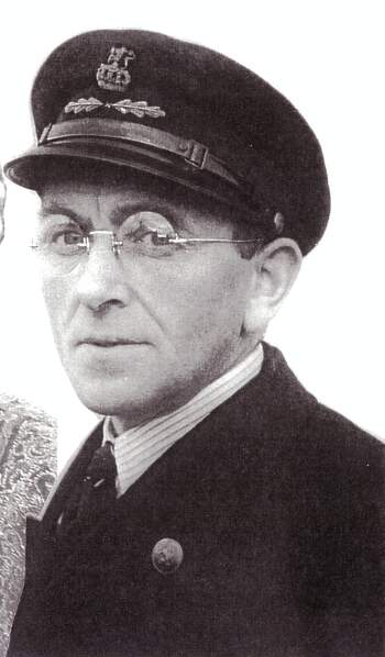 Arthur Christian Hauge (portrettbilde)