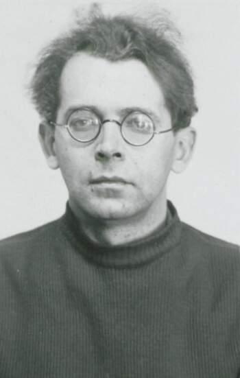 Anders Andreassen (portrettbilde fra fangekort)