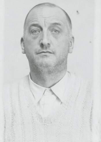 Erling Bühring-Dehli (portrettbilde fra fangekort)